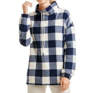 Vineyard Vines | Buffalo Check Sweatshirt